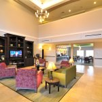 Welcome to La Quinta Inn & Suites Brookshire Lobby Great Room