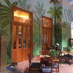 Photo de Hotel Casa San Angel