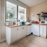 Garden Apartment's  Kitchen