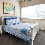 Garden Apartment's Bedroom
