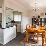 Figtree Apartment's Kitchen/Dining