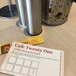 Foto de Cafe 21