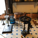 instruments in the chemistry lab