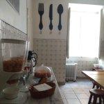 kitchen / communal dining