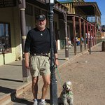 Main street in Tombstone Arizona