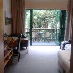 Waitomo Lodge Bild