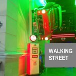 A Bar on Walking Street