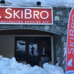 Drop in to our slopeside office, on the Rond Point des Pistes
