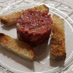 Steak Tartar - Restaurant CA LA PILAR (Pont Major-Girona)