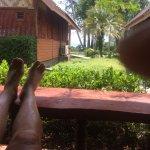 Photo de Kaw Kwang Beach Resort