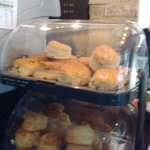 Scones and cakes