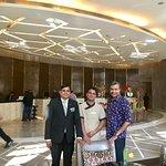 With Vishnu & Jai Bhagawan