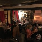A busy night at The Barley Mow. We have a dining area, lounge and bar area to enjoy