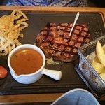Steak..gorgeous!