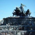 Gefion Fountain, Copenhagen (Photo taken 14/5/14)