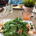 Serrano-Avocado Shrimp Salad - Delicious!