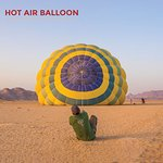 HOT AIR BALLOON RIDE It is such an Ugly Truth to miss the hot air balloon ride over WADI RUM