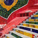 SELARON STAIRS, created by the artist Jorge Selaron who was a political refugee from Chile