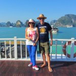 Ha Long Bay - Beautiful place!
