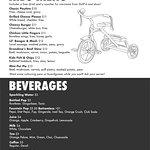 2018 Kids Menu & Beverages