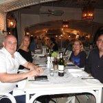 Family dinner @ The Ocean Terrace