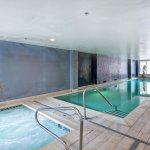 Indoor Spa and Heated Pool