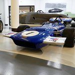 Jackie Stewart's March 701 from 1970