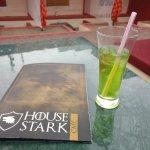 Bilde fra House Stark Cafe
