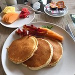 breakfast at Andrea was amazing