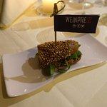 Gruß aus der Küche - Pulled Beef Burger