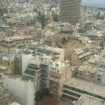Η θέα από τον 18ο όροφο!