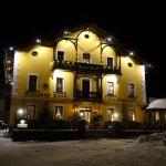Das Gasthaus Post by Nacht