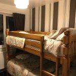 Twin room bunk beds