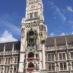 Neues Rathaus Foto