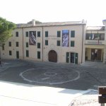 Vista esterna del Museo GYPSOTHECA