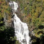 Whitewater Falls is the tallest cascade in the southeast.