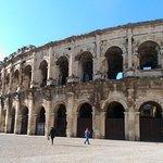Arena von Nîmes Foto