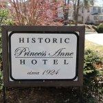 Princess Anne Hotel Foto