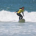 Photo of Linha de Onda - Surfing School