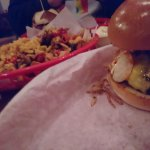 famous burger and pheonix fries