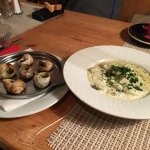 Escargot and grenouille