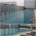 Pool on 76 floor