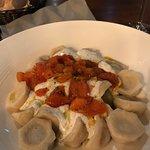 manti - Turkish dumplings