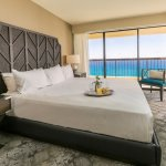 Oceanfront Master Bedroom with Amenity