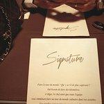 Photo of Signature