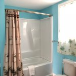 Garden Cottage (1 Bedroom with A/C) - Shower and Tub