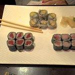 "The ""Maki A"" Sushi Dish - a favorite"