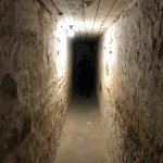 underground convict cells