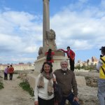 Photo of Pompey's Pillar