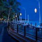 Sateria Beachside Restaurant